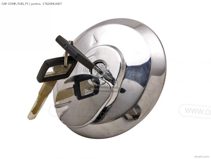 (17620460067) CAP COMP.,FUEL FI