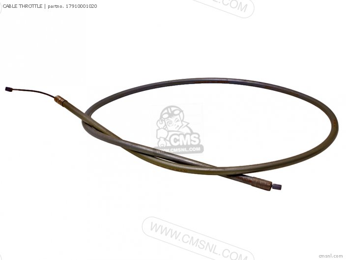 17910-001-670 CABLE THROTTLE
