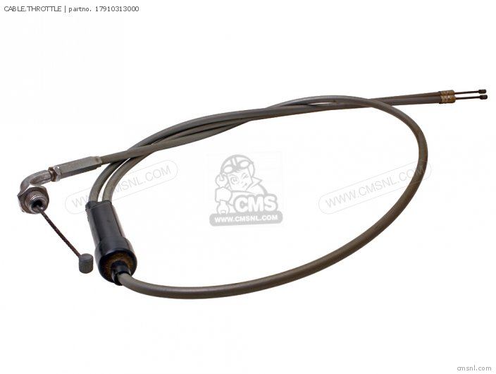 (17910-313-405) CABLE,THROTTLE