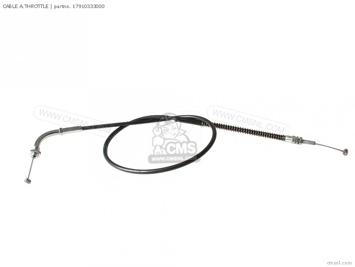 (17910-333-405) CABLE A,THROTTLE