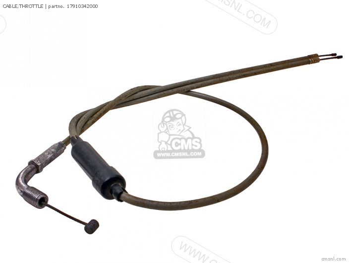 (17910-389-405) CABLE,THROTTLE