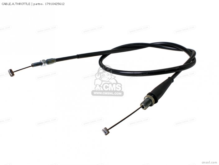 (17910-425-611) CABLE,A,THROTTLE