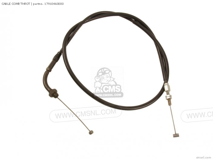 (17910460010) CABLE COMP,THROT