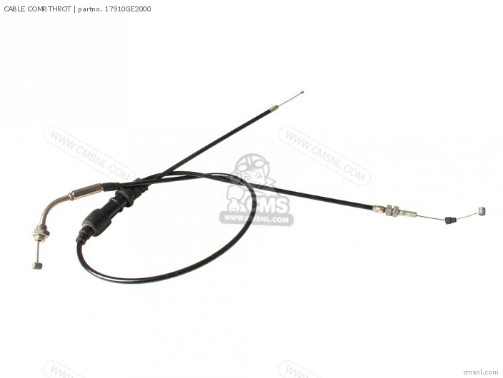 (17910GE2010) CABLE COMP,THROT
