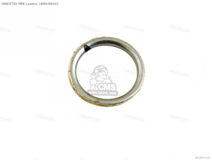 18291-HB2-900 GASKET EX PIPE