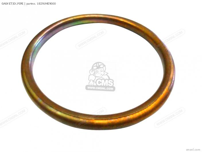 18291-MM8-880 GASKET EX PIPE