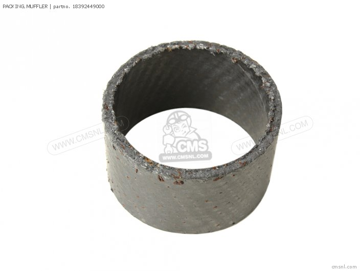 18392MJ4670 PACKING MUFFLER