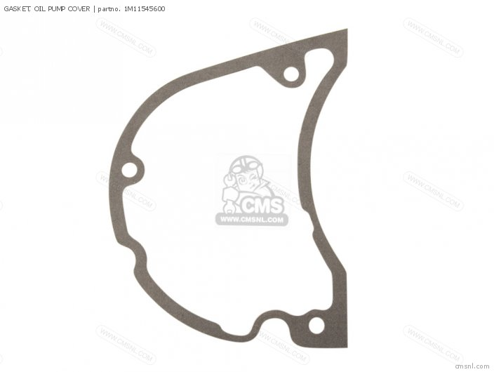 (1M11545601) GASKET, OIL PUMP COVER