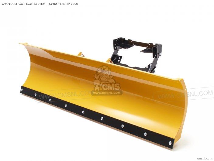 (1XDF840AV0) YAMAHA SNOW PLOW SYSTEM