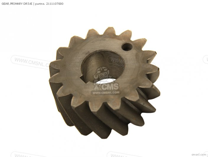 (21111-07001-0A0) GEAR,PRIMARY DRIVE