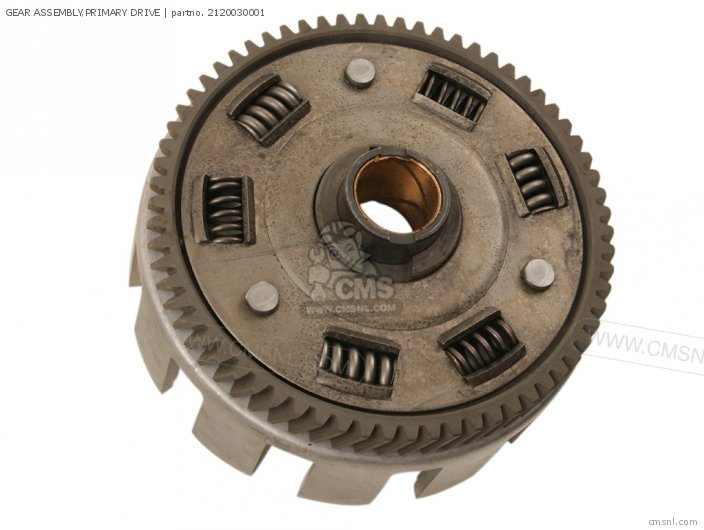 (21200-30003) GEAR ASSEMBLY,PRIMARY DRIVE
