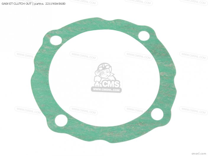 (22119GW8681) GASKET CLUTCH OUT
