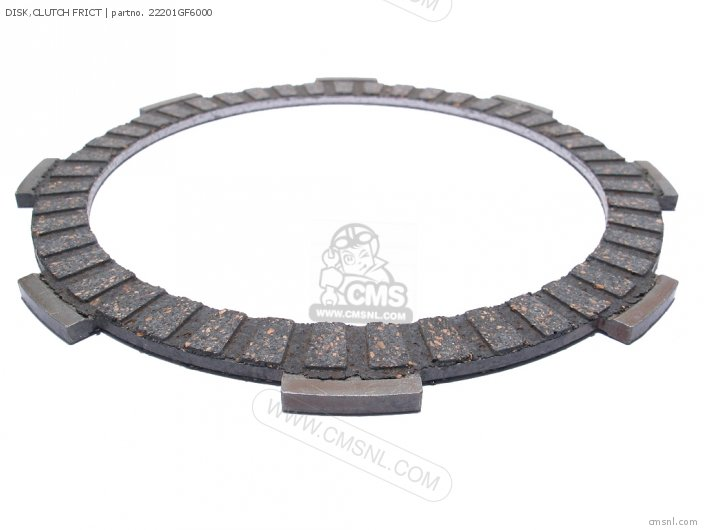 (22201166000) DISK, CLUTCH FRICT