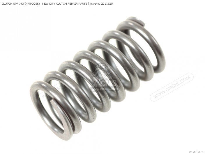 (22401-181-T00) CLUTCH SPRING (4?5-DISK) NEW DRY CLUTCH REPAIR