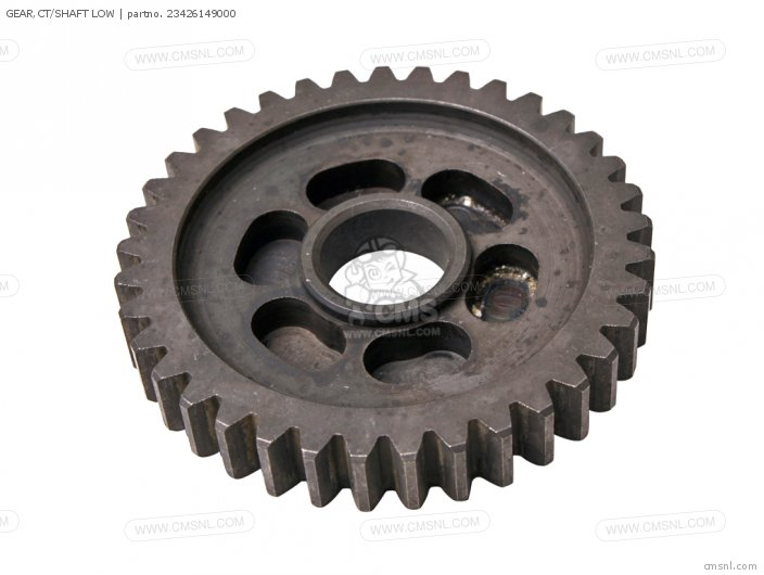 (23426149010) GEAR,CT/SHAFT LOW