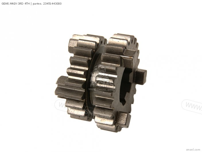 (23451MF5840) GEAR,MAIN 3RD 4TH