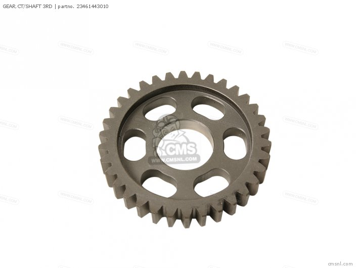 (23461MC0000) GEAR,CT/SHAFT 3RD