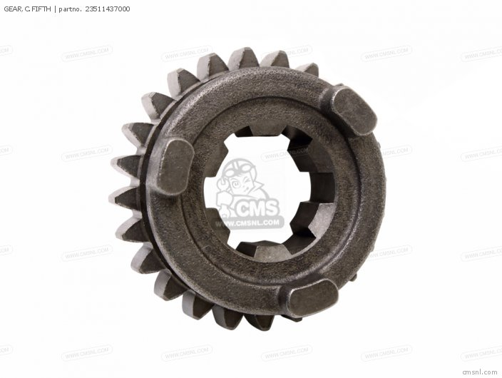 (235A1437000) GEAR,C.FIFTH