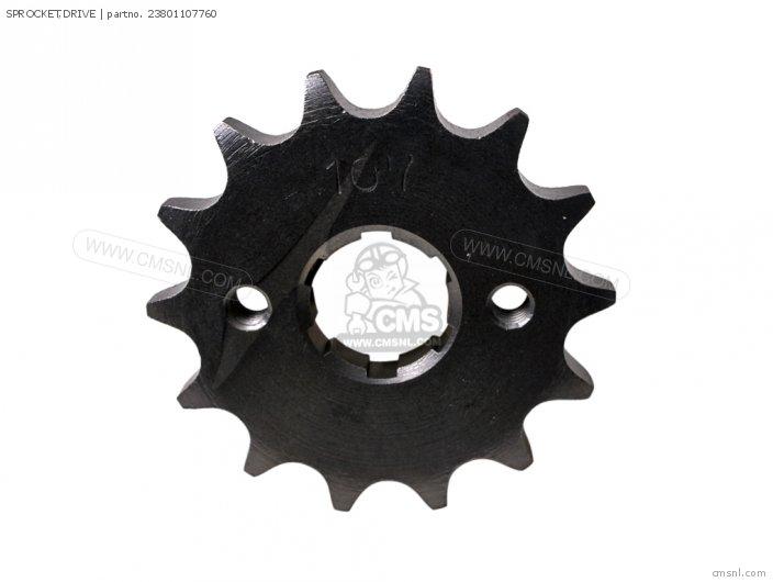 (23801-KF9-505) SPROCKET, DRIVE