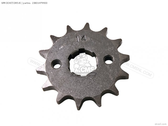 (23801KF9505) SPROCKET,DRIVE