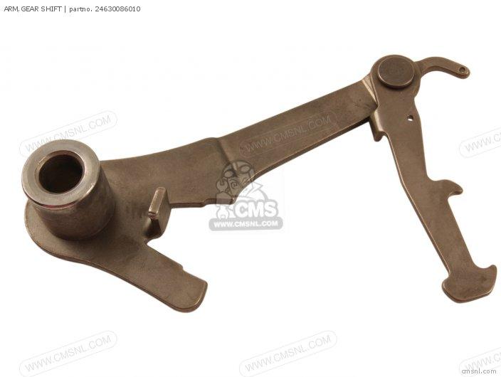 (24630-086-030) ARM, GEAR SHIFT