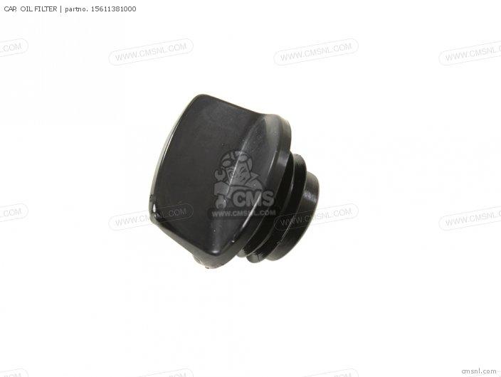Crm75r 1989 k Spain 25611-733-000 Cap  Oil Filter