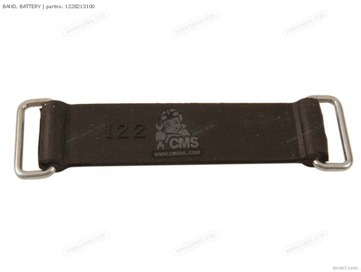 Rd400 1979 Usa 26l8213100 Band  Battery