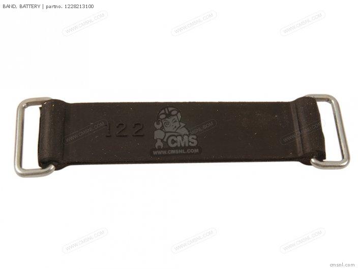 Rd400 1979 Usa 26l8213100 Band  Battery