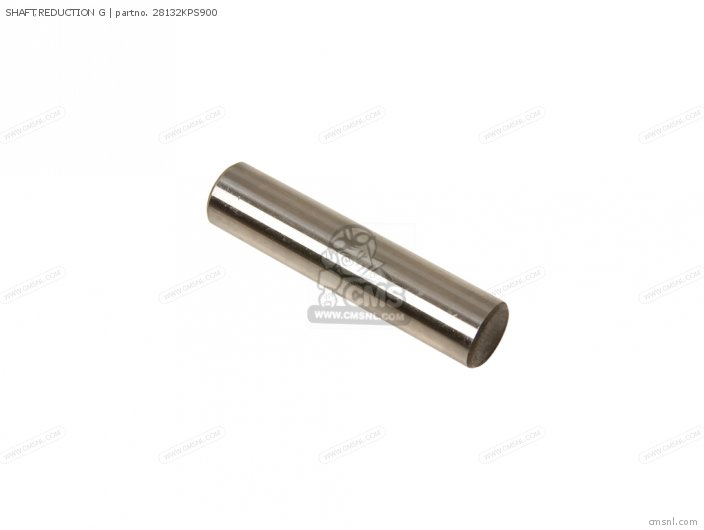 (28132KN6930) SHAFT,REDUCTION G