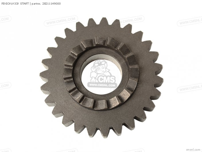 (28211436000) PINION,KICK START