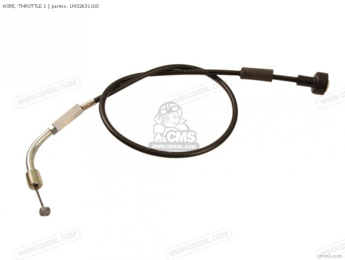 (2N32631100) WIRE, THROTTLE 1
