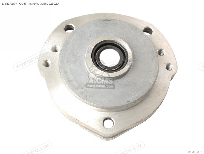 S90 Super 1964 Usa 30360028030 Base Assy Point