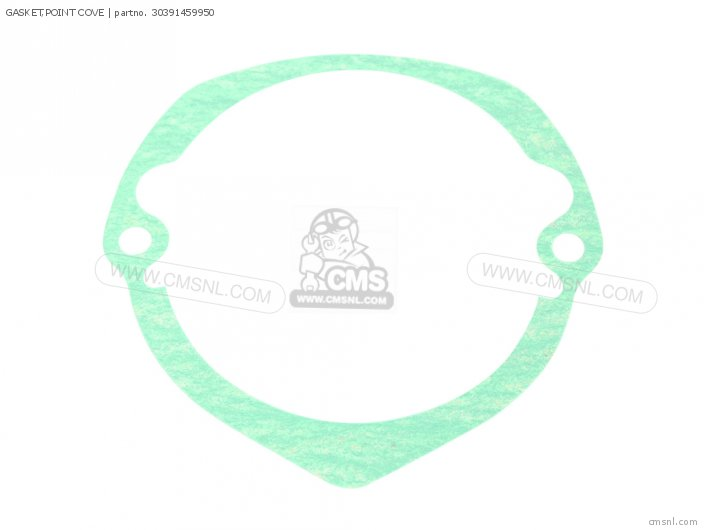 (30391459951) GASKET,POINT COVE