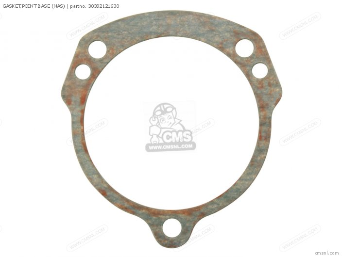 (30392121631) GASKET,POINT BASE