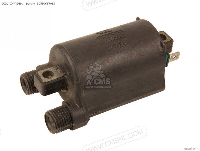 VFR400R3 1990 L ENGLAND 30510-KT7-023 COIL COMP IGN