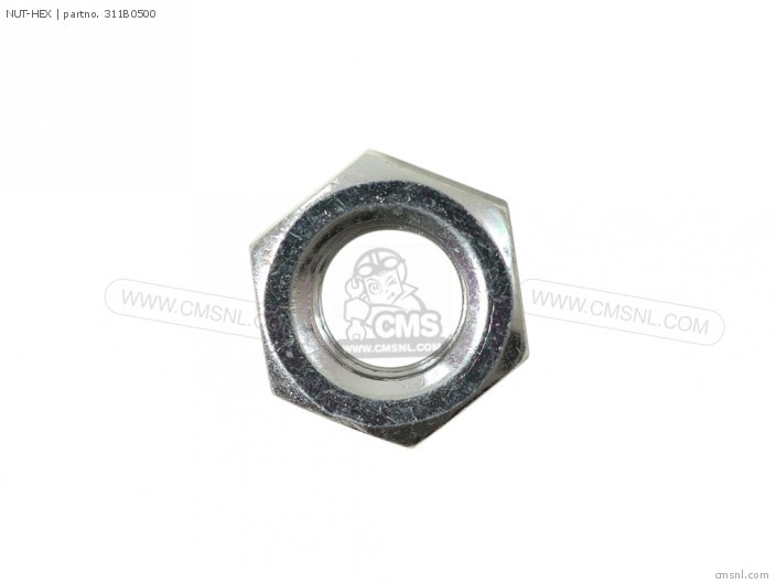 (311aa0500) Nut-hex photo