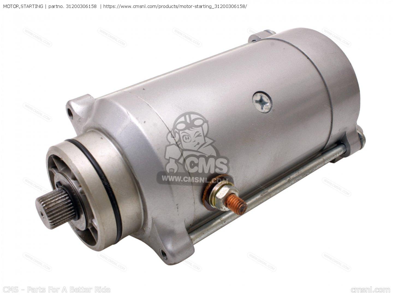 31200 306 405 Motor Starting Cb200 England 31200306158