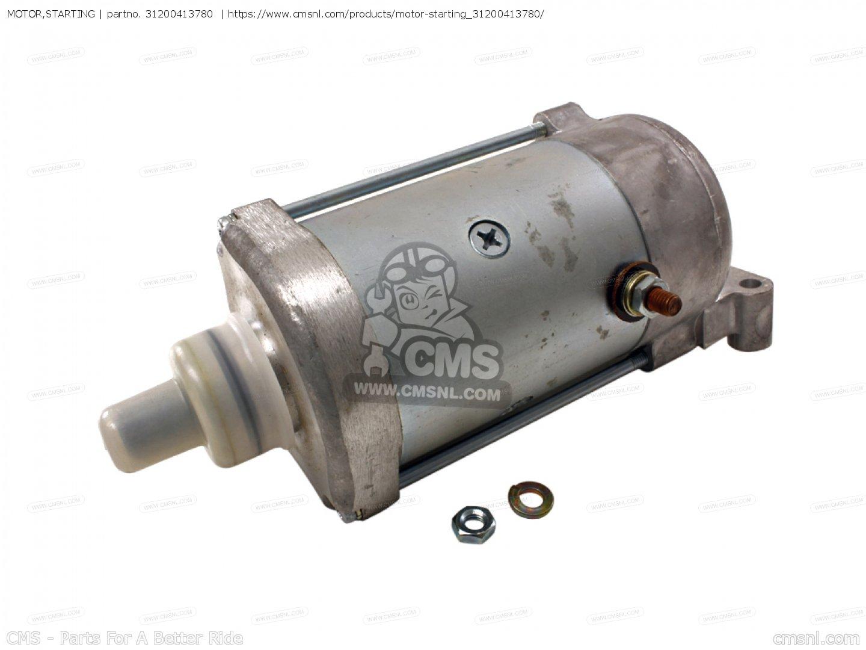 31200 413 405 Motor Starting Photo