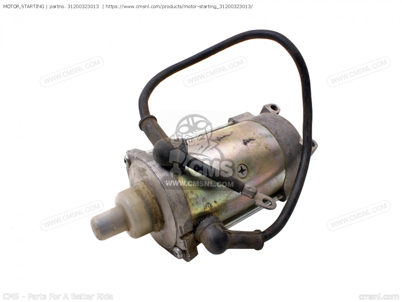 31200 426 405 Motor Starting Cb550k3 Four England 31200323013