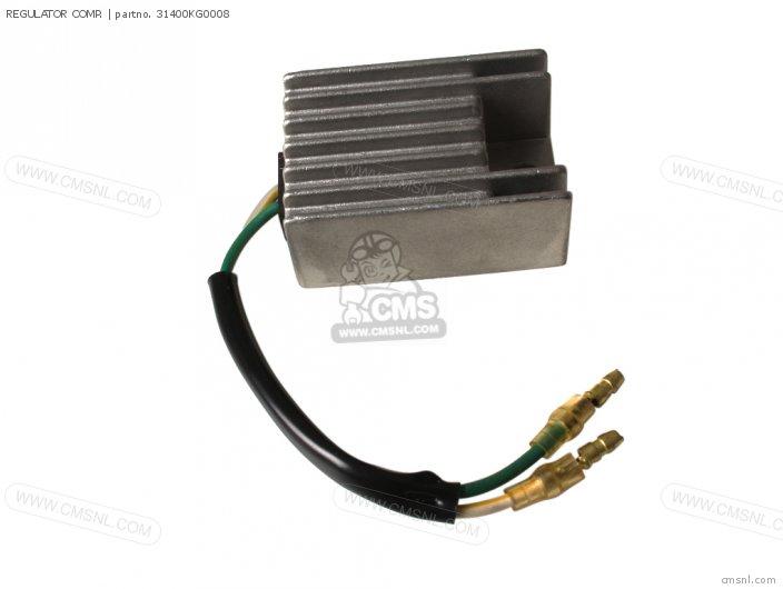 Honda Xl350r 1984  E  Usa Wire Harness    Ignition Coil