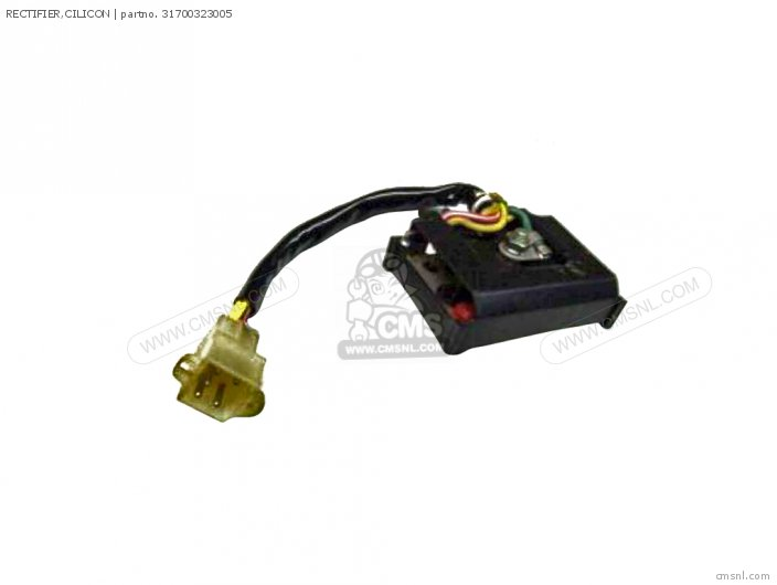 (31700323505) RECTIFIER,CILICON