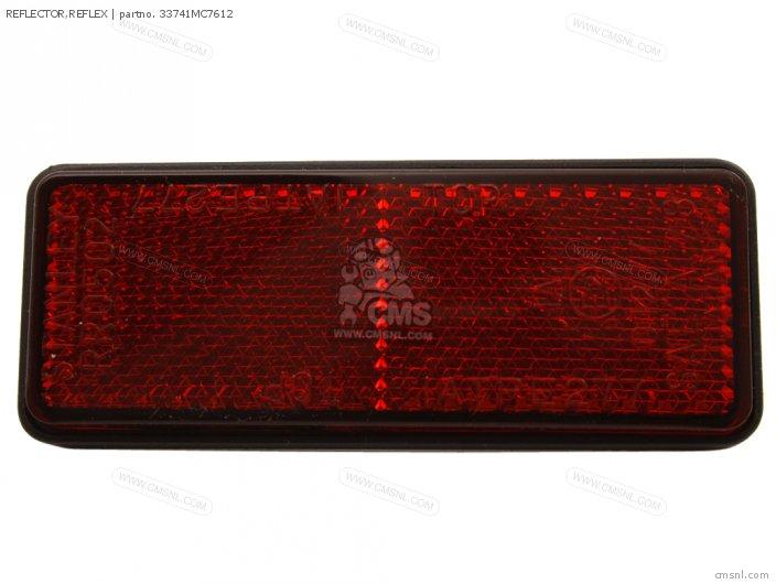 33741-GT8-652 REFLECTOR REFLEX