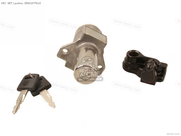 CB400F ENGLAND 35010377611 KEY  SET