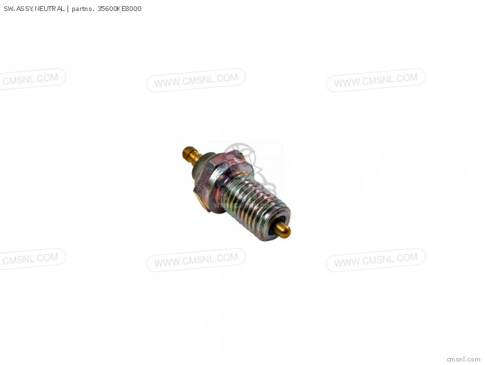 (35600KE8010) SW.ASSY,NEUTRAL