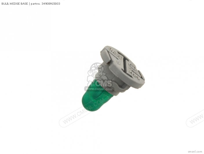 (39397SA5003) BULB,WEDGE BASE