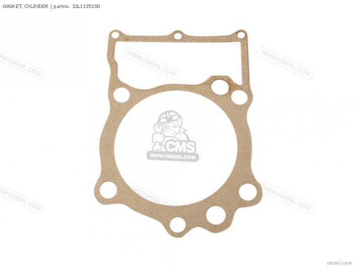3JL1135101 GASKET  CYLINDER