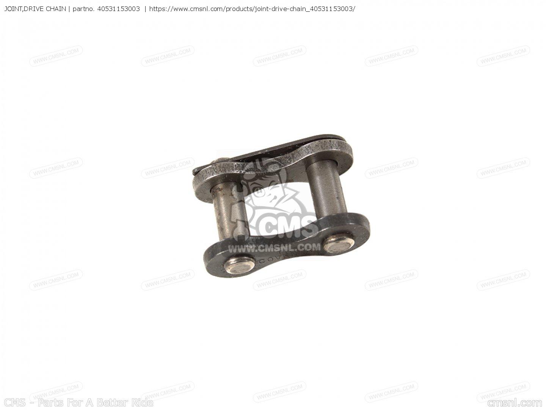 40531098003  joint drive chain z50a mini trail k2 1970