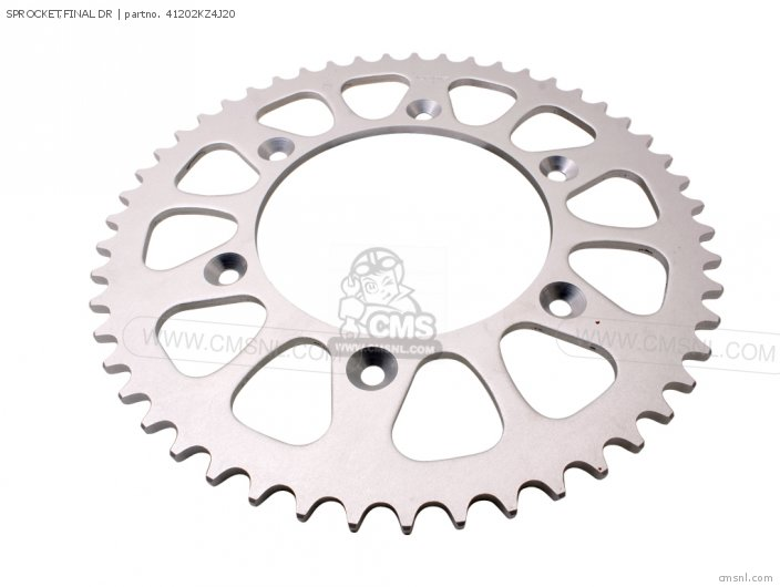 (41201MEY000) SPROCKET,FINAL DR