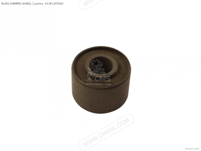 (41241222000) BUSH,DAMPER,WHEEL