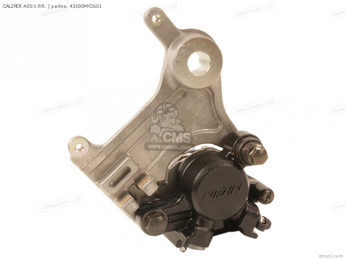 NX650 DOMINATOR 1994 R SPAIN   MKH 43100-MY2-602 CALIPER ASSY  RR